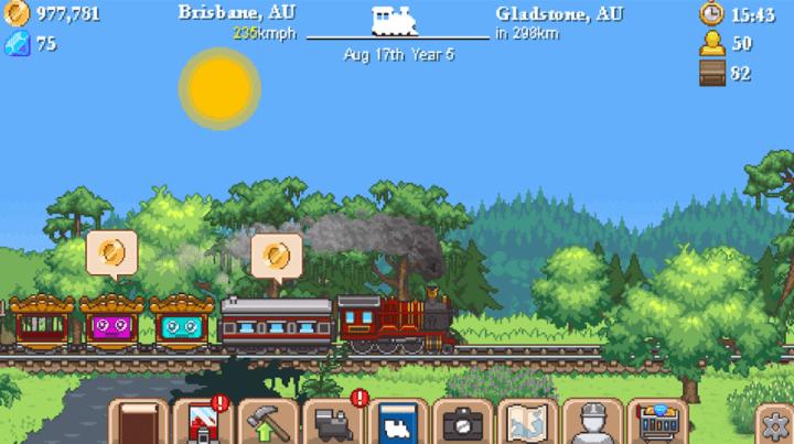 Tiny Rails v2.8.2 MOD APK