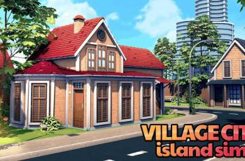 Village City Island Simulation v1.9.6 MOD APK