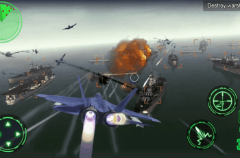 War Plane 3D Fun Battle Games v1.1.1 MOD APK