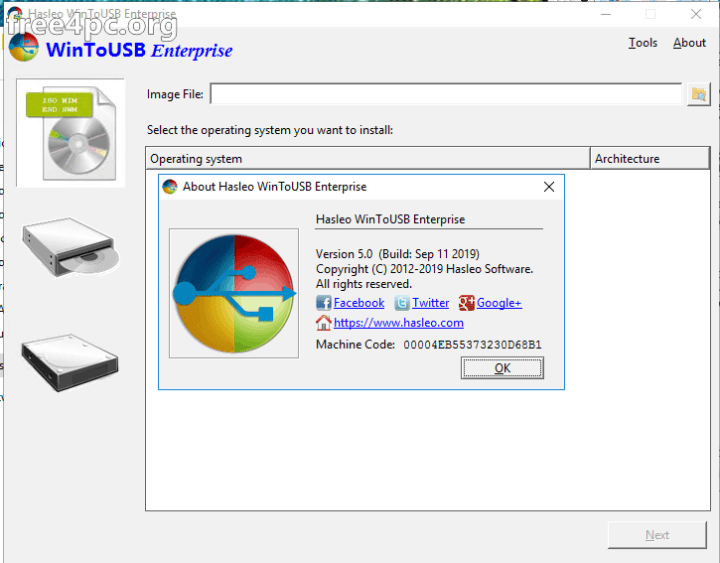 WinToUSB Enterprise 5.0 Crack