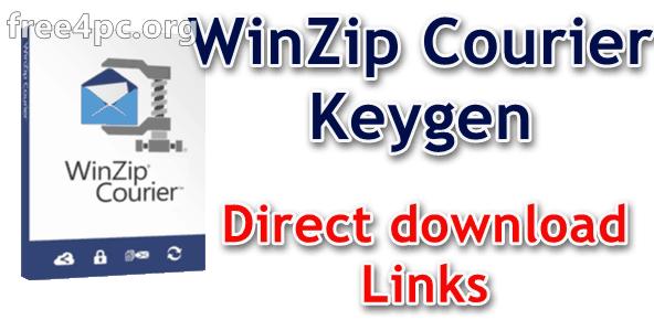 WinZip Courier Keygen