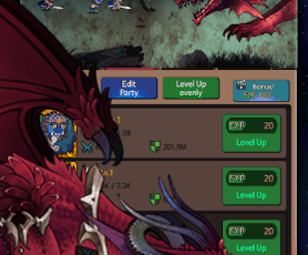Yellow Monster Idle Action RPG v1.2.3 MOD APK