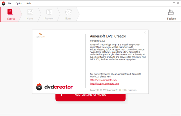 Aimersoft DVD Creator 6.2.3.103 Crack