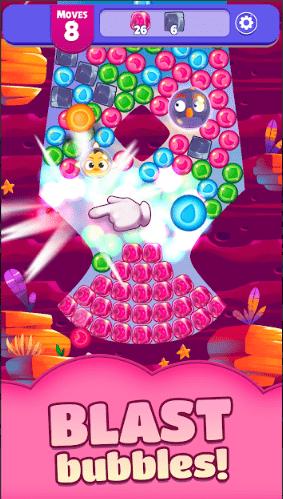 Angry Birds Dream Blast Ver. 1.10.1 MOD APK