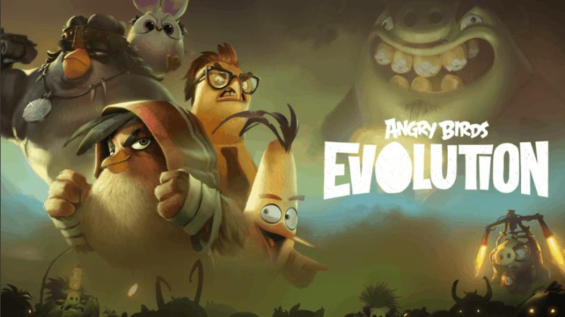 Angry Birds Evolution v2.2.2 MOD APK