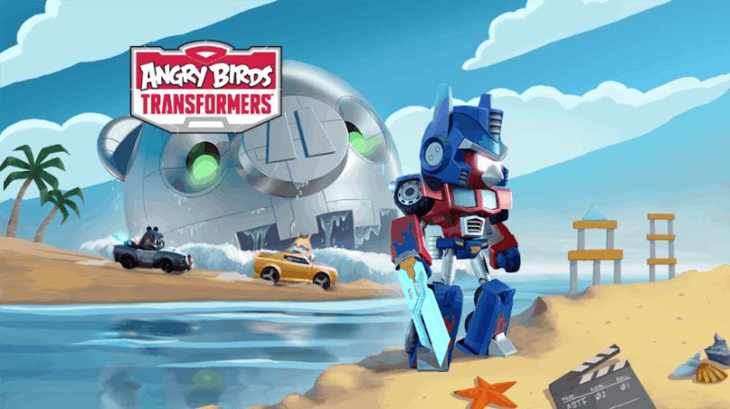 Angry Birds Transformers v1.44.2 MOD APK