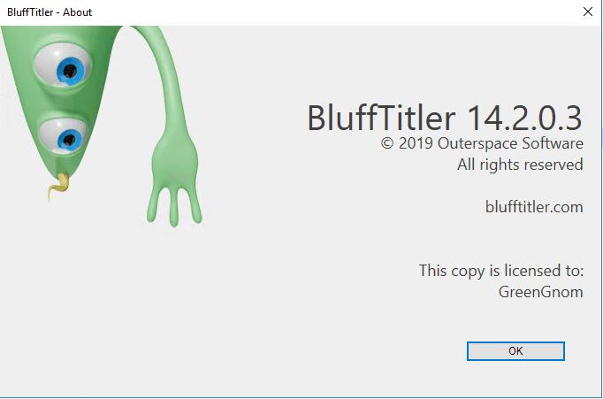 BluffTitler Ultimate 14.2.0.3 Crack