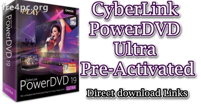 Cyberlink powerdvd 18. 0. 2307. 62 crack with keygen full portable!