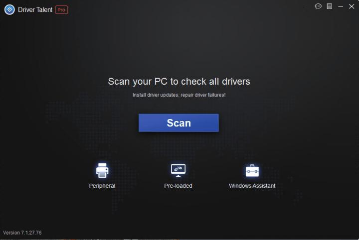 Driver Talent Pro 7.1.27.76 Crack