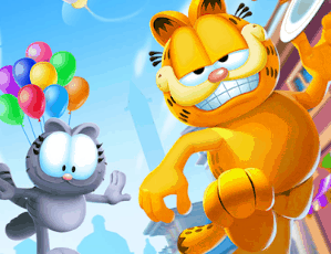 Garfield Rush v2.2.1 MOD APK