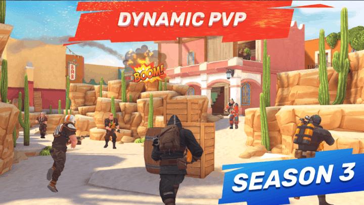 Guns of Boom Online PvP Action v7.1.0 MOD APK