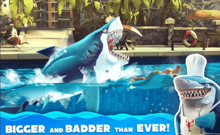 Hungry Shark World v3.4.0 MOD APK