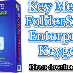 Key Metric FolderSizes Enterprise Keygen