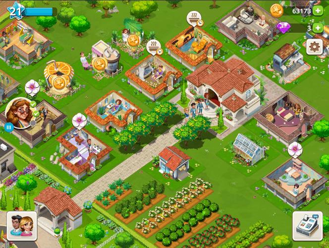My Spa Resort Grow, Build & Beautify v0.1.33 MOD APK