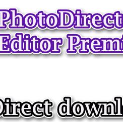 PhotoDirector Photo Editor Premium Apk