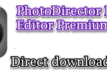 PhotoDirector Photo Editor Premium Apk