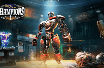 Real Steel Boxing Champions v2.2.137 MOD APK