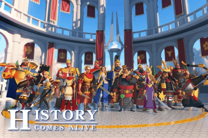 Rise of Kingdoms Lost Crusade v1.0.19.38 MOD APKRise of Kingdoms Lost Crusade v1.0.19.38 MOD APK