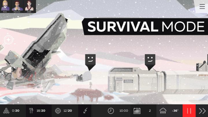 SYMMETRY Space Survival v1.5 MOD APK
