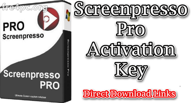 Screenpresso Pro 1 7 13 0 With Activation Key [Latest]