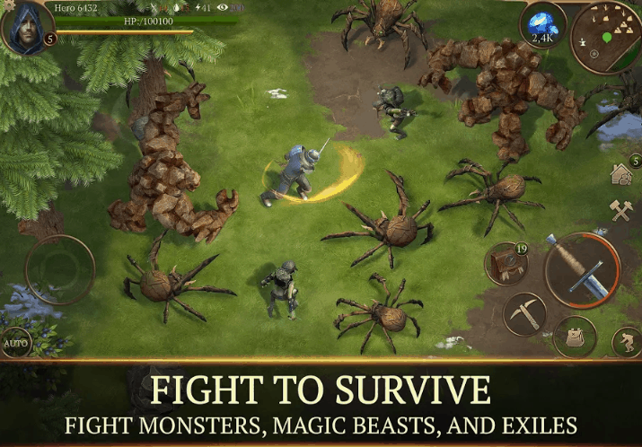 Stormfall Saga of Survival Ver. 1.14.1 MOD APK