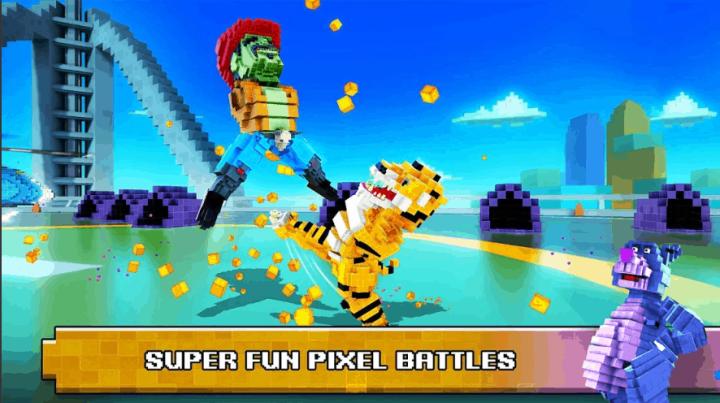 Super Pixel Heroes v1.2.150 MOD APK