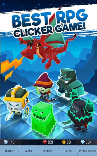 Tap Adventure Hero v1.04.3 MOD APK