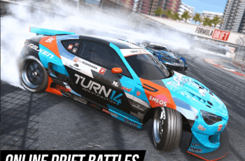 Torque Drift v1.3.7 MOD APK