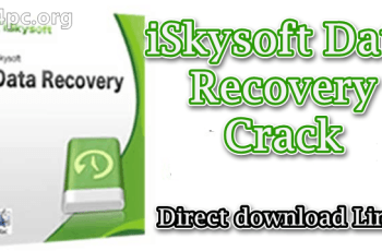 iSkysoft Data Recovery Crack