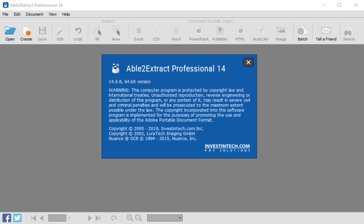 Able2Extract Professional 14.0.8.0 Crack