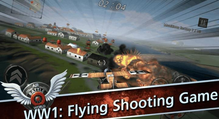 Air Battle World War v1.0.73 MOD APK