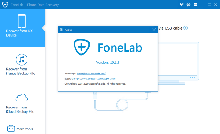 Aiseesoft FoneLab 10.1.90 With Crack Download [Latest]