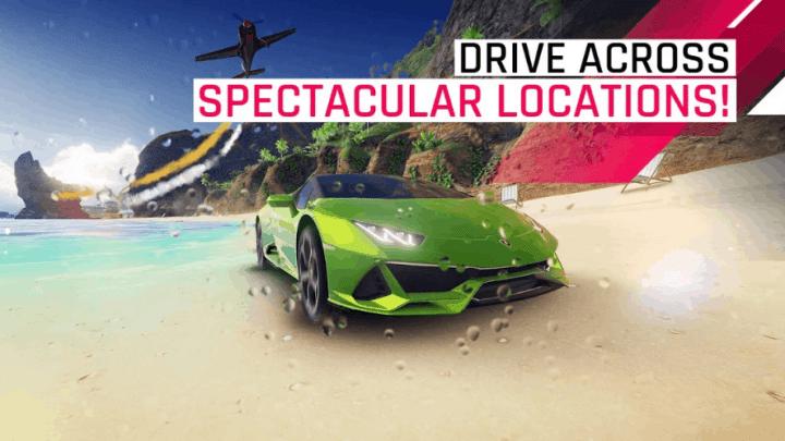 Asphalt 9 Legends 2019 Car Racing Game v1.6.3 MOD APK