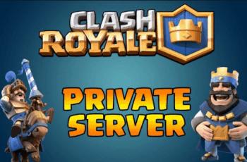 Clash Royale Private Server v2.8.6 MOD APK