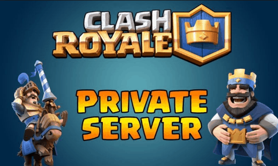 Clash Royale Private Server v2.8.6 MOD APK