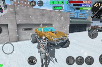 Crazy Gang Wars v1.0 MOD APK