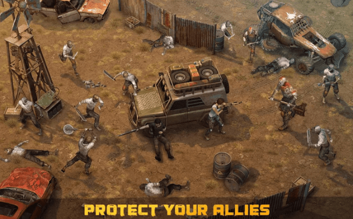 Dawn of Zombies Survival after the Last War Ver. 2.24 MOD APK