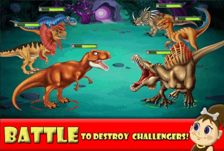 Dino Battle v10.51 MOD APK