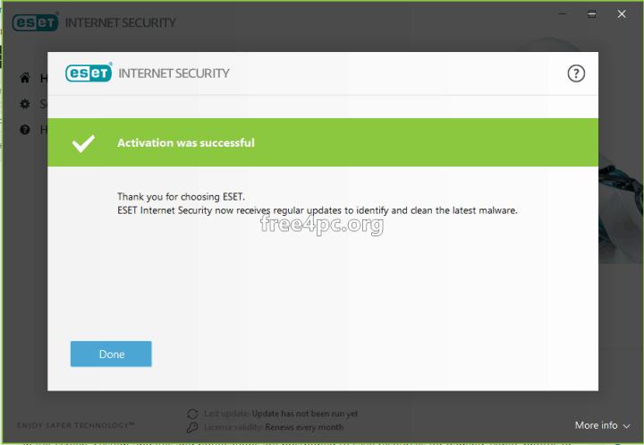 ESET Internet Security 12.2.29.0 License Key
