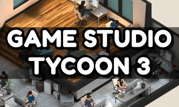 Game Studio Tycoon 3 v1.4.1 MOD APK