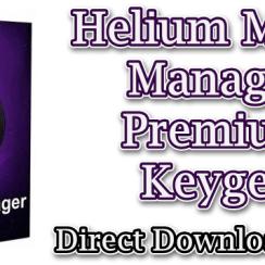 Helium Music Manager Premium Keygen