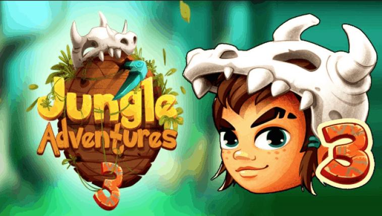Jungle Adventures 3 v34 MOD APKJungle Adventures 3 v34 MOD APK