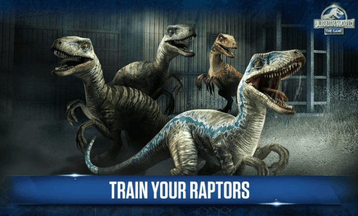 Jurassic World™ The Game v1.35.9 Mod Apk