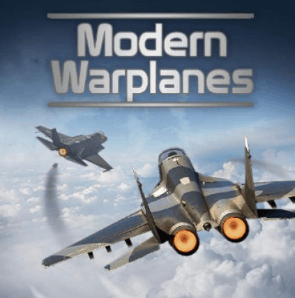 Modern Warplanes Combat Aces PvP Skies Warfare v1.8.28 MOD APK