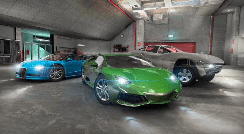 Real Car Driving Experience Racing game v1.4.2 MOD APK