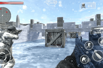 SWAT Sniper Army Mission Ver. 1.2 MOD APK