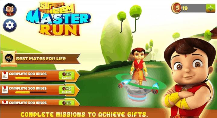 Super Bheem Master Run v1.0.8 MOD APK