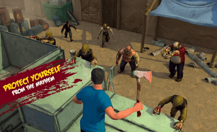 Survival Zombies 2019 Left to Die v1.0.9 MOD APK