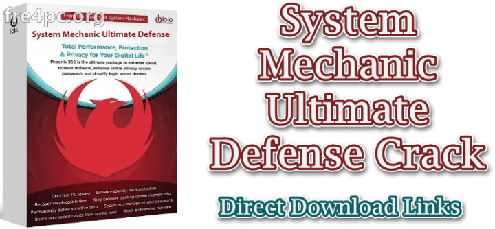 System Mechanic Ultimate Defense Crack