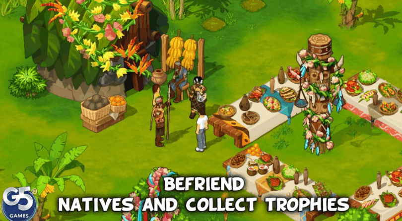 The Island Castaway Lost World® v1.6.601 MOD APK